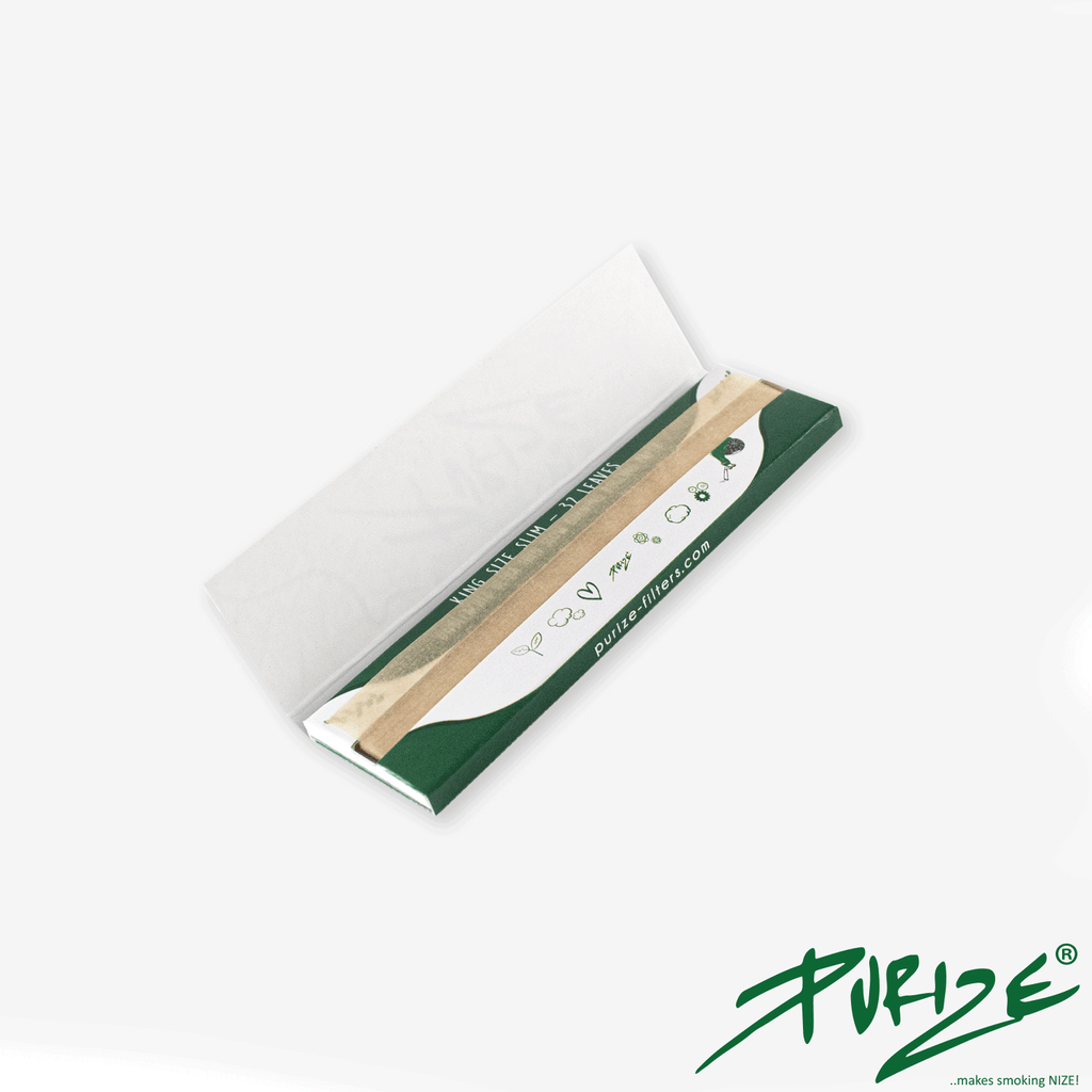 PURIZE® Papers I King Size Slim - [product_tag] - goodvibe.ch