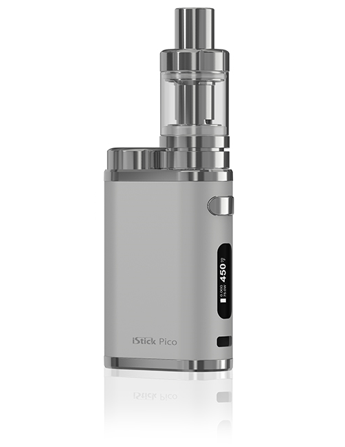 "eleaf iStick Pico TC Kit ""silber"" - [product_tag] - goodvibe.ch"