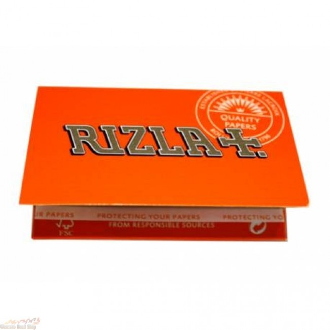 Rizla Orange DW