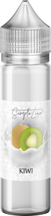 Simple Line - Kiwi (40ml in 60ml Behälter)