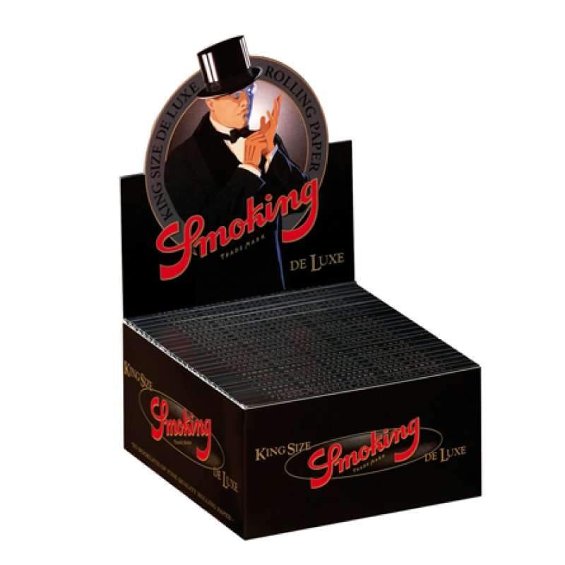 Smoking Black KS Box (50Stk.) - [product_tag] - goodvibe.ch