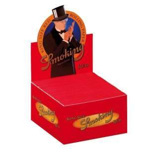 Smoking Red KS Box (50Stk.)