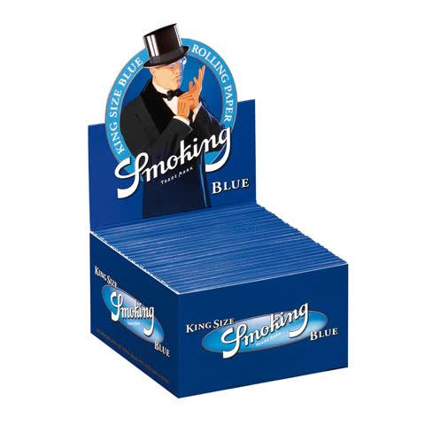 Smoking Blue KS - Box (50Stk.))