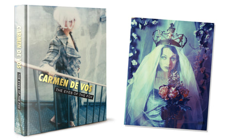 The Chaste Madonna - Book + Print