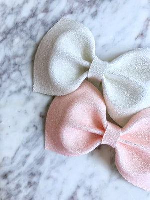ELLIE Bows - Ballet Theme