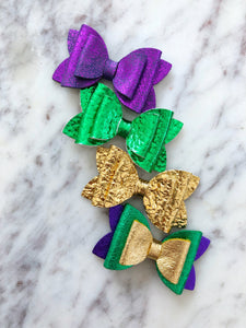 Minis 1.7 inches - Mardi Gras - PICK ONE