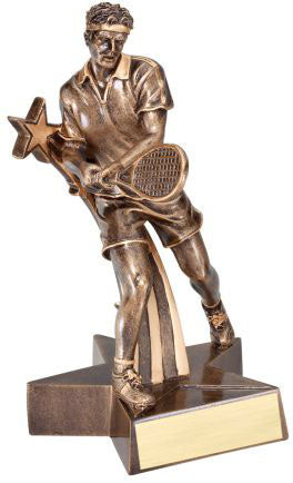 Tennis Superstar Trophy - M