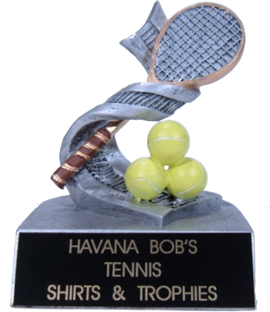 Tennis Twist Trophy