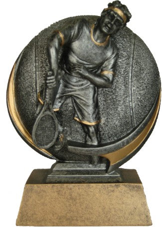 Tennis Xtreme Motion Trophy - M