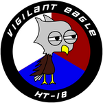 HT-18 Vigilant Eagle Shirt