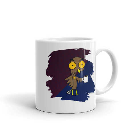 "Wise Owl ""I Need This"" Coffee Mug VT-31"