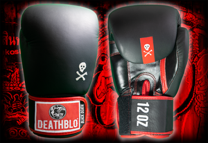 Black Death Clincher glove (ready for October 2020)