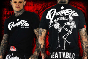 HeadKick T-shirt | DeathBlo
