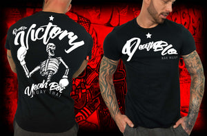 Muay Thai t shirts by Deathblo | Victory