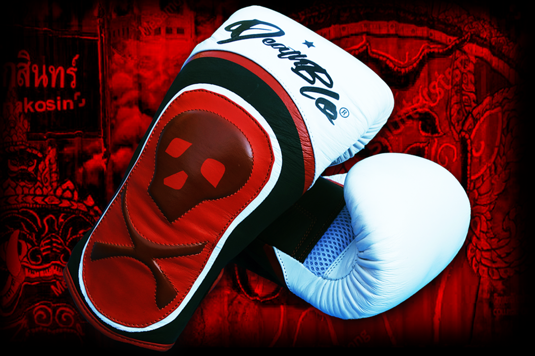 The HAMMER May Thai glove.