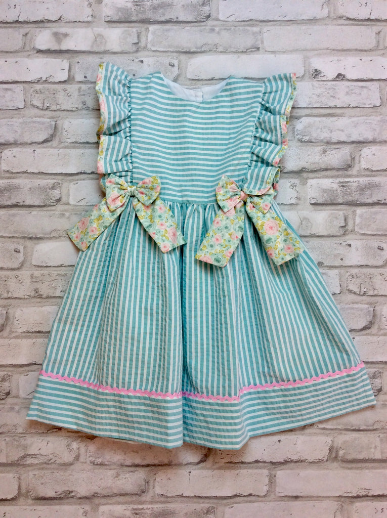 Marco & Lizzy April Ruffle Dress