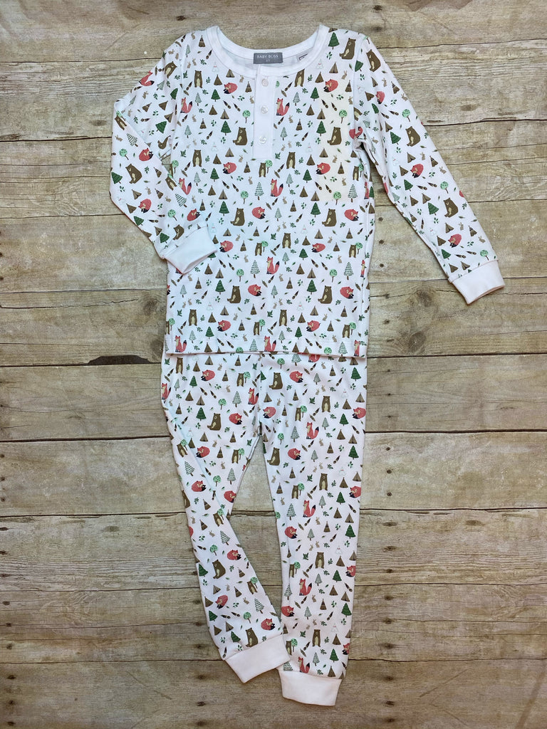 Forest 2Pc PJ Set