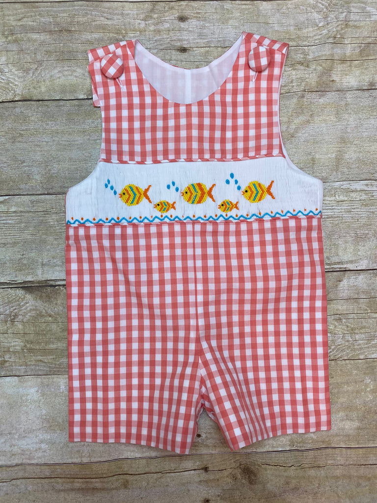 Coral Fish Shortall