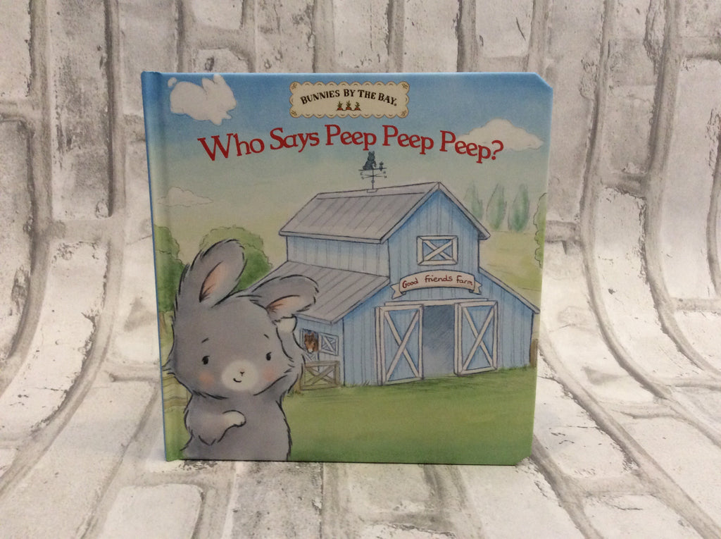 Book-Who Says Peep Peep Peep?