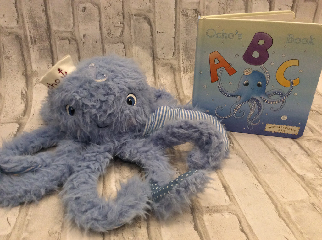 Ocho the Octopus- Ocho's ABC Book