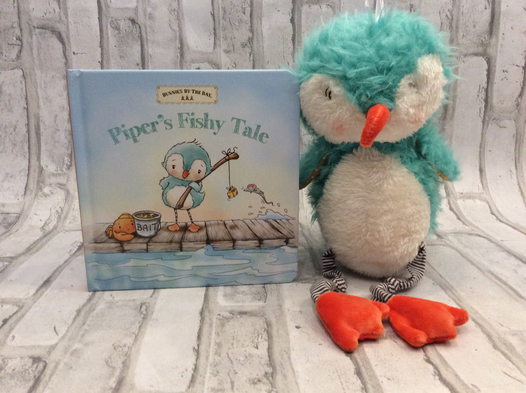 Book- Piper's Fishy Tale
