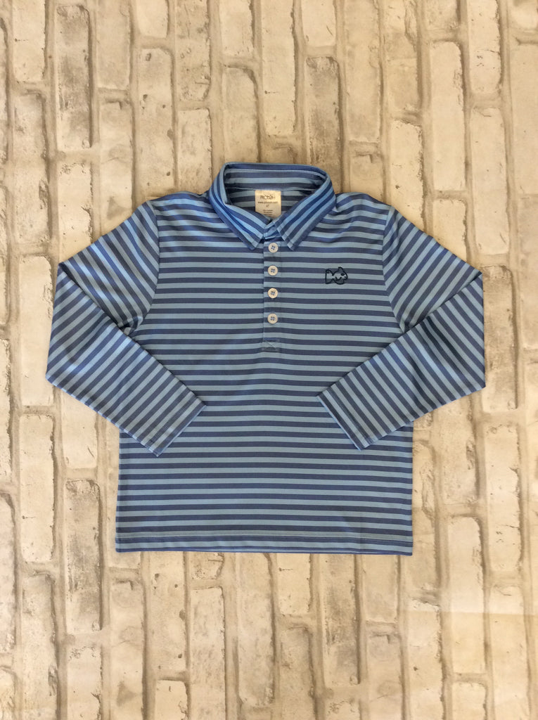 Performance Striped Shirt