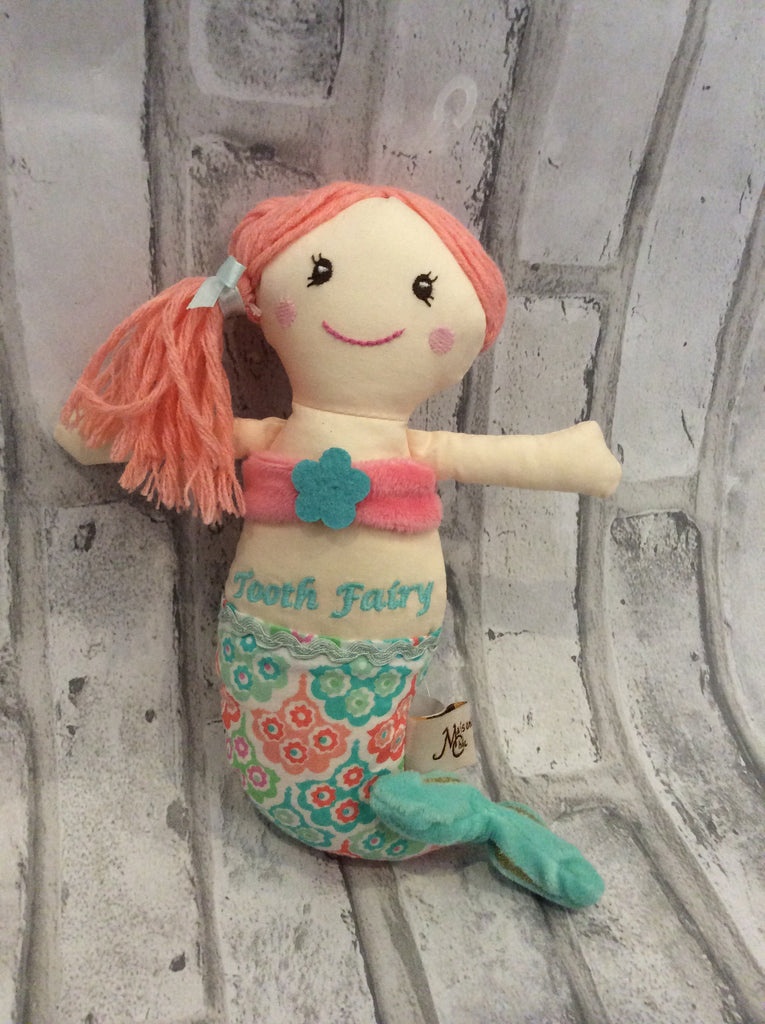 Mermaid Tooth Fairy- Tooth Pocket