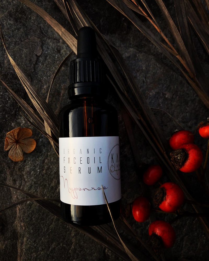Rosehip Organic Face oil serum