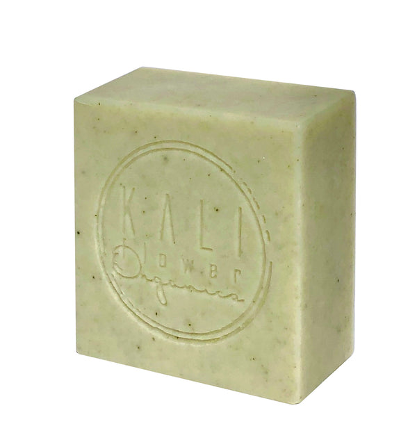 Green Clay Soap with Lemongrass