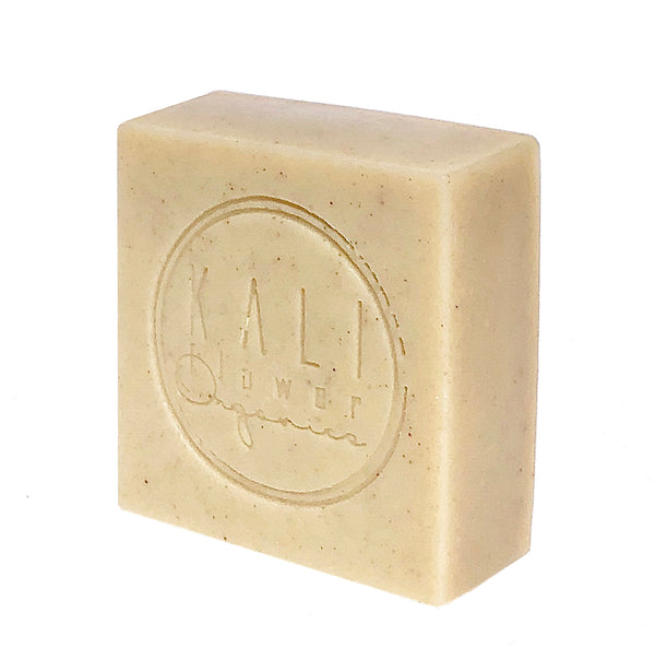 Rhassoul Lava Clay Soap with Vetiver