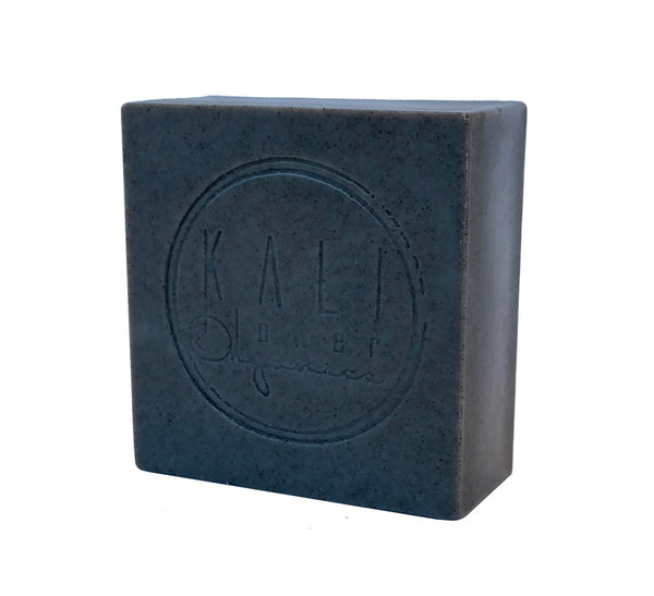Black Clay Soap with Licorice root
