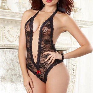 Women Plus Size Lace Babydoll Underwear Lingerie - Endless curve