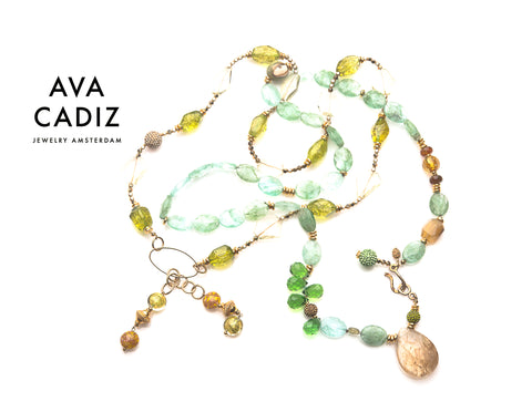 Ava Cadiz Necklace