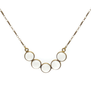 FINE NECKLACE MARISKA - Ava Cadiz