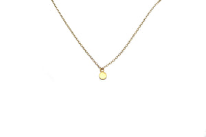 FINE NECKLACE RUBY - Ava Cadiz