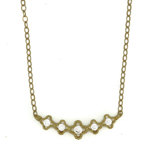 FINE NECKLACE PATRICE - Ava Cadiz