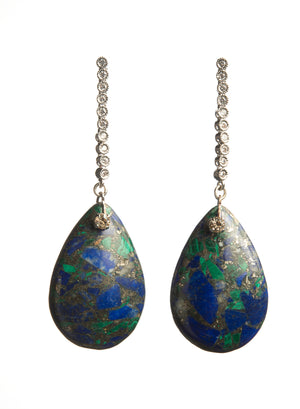 COSMIC EARRINGS - Ava Cadiz