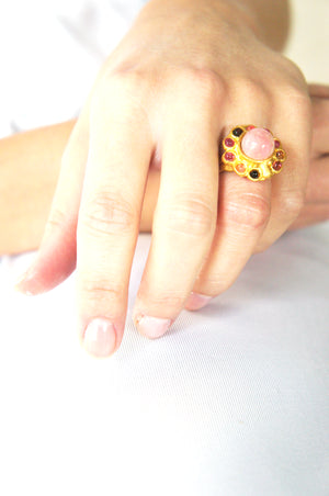 DAISY RING LITTLE ESHE - Ava Cadiz