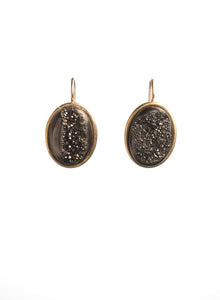 DRUZY EARRINGS HINDE - Ava Cadiz