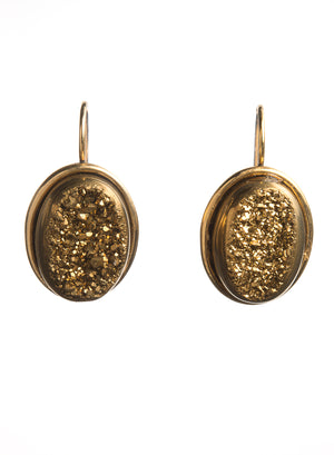 DRUZY EARRINGS LOA - Ava Cadiz