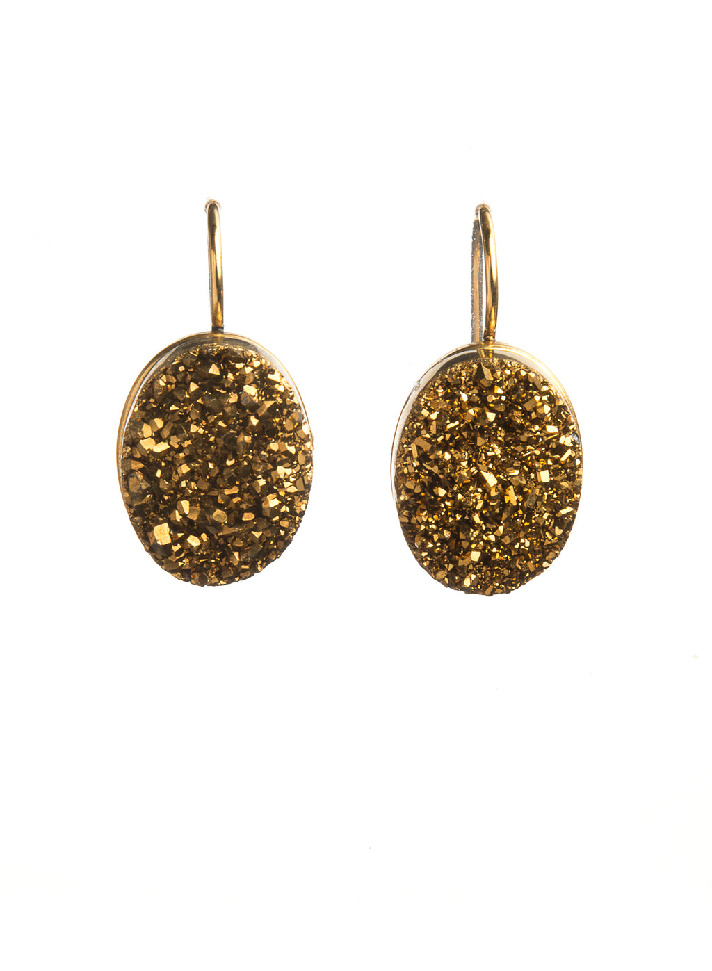 DRUZY EARRINGS MAI - Ava Cadiz