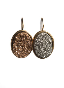 DRUZY EARRINGS CHIA - Ava Cadiz