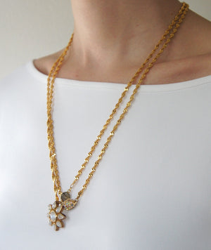 FINE NECKLACE HEBA - Ava Cadiz
