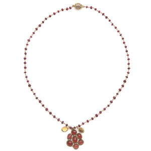 FINE NECKLACE ORIT - Ava Cadiz