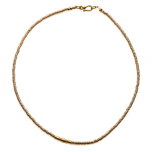 FINE NECKLACE RIBA - Ava Cadiz