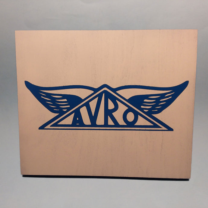 Avro Painted Display Based