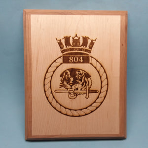 NAS 804 Laser-Engraved Display Base