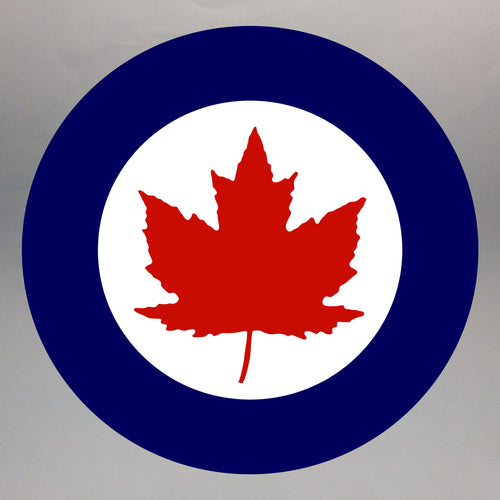 Canadian 1946-65 Roundel Painted Display Base