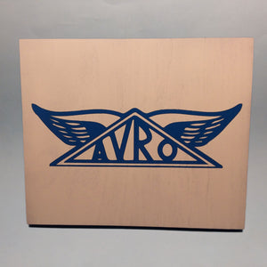 AVRO Painted Display Base