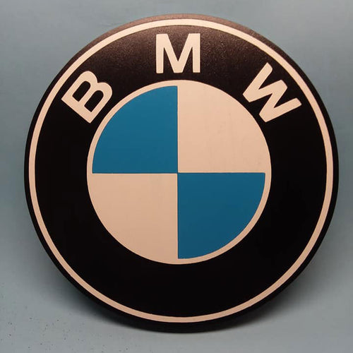 BMW Painted Car Display Base